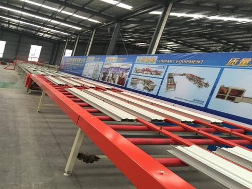 Gypsum line machinery manufacturer