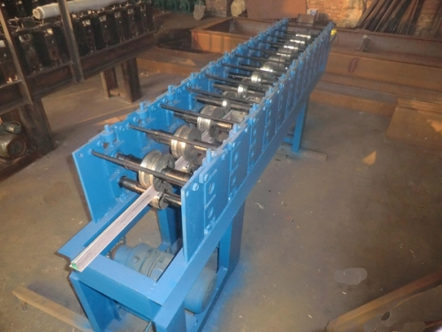 Keel processing equipment