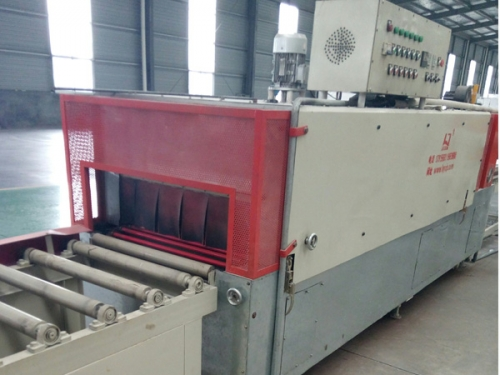 Thermal contraction machine