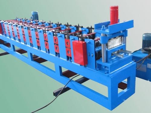 Automatic T-Grid Making Machine
