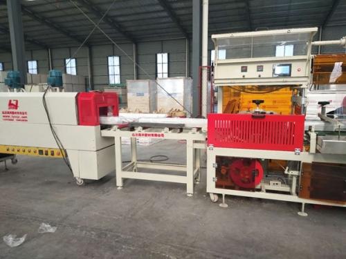 Automatic gypsum line packing machine equipment manufacturer