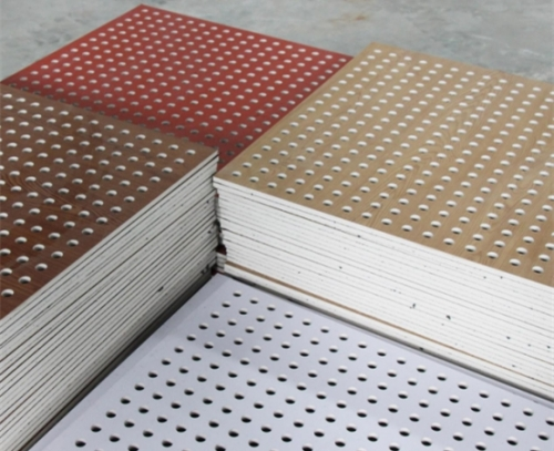 Perforated Ceiling Board