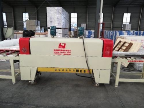 Gypsum Cornice shrinkable machine