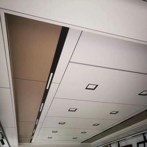 Decoration of Aluminum Honeycomb Panel
