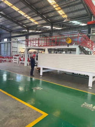 Automatic Aluminum Honeycomb Panel Making Machine